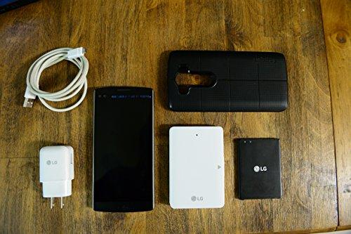 LG V10 H900 64GB Unlocked GSM 4G LTE Hexa-Core Smartphone w/ 16MP Camera - Black