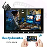 """Camecho 9"""" HD TFT LCD Color Car Headrest Monitor Mini TV & Computer"""