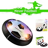 WINGLESCOUT Kids Toys Hover Ball Soccer Ball,Air Power Soccer Disk Football with LED Light, Excellent Boys Toys for Children, Training Football Sport for Indoor and Outdoor