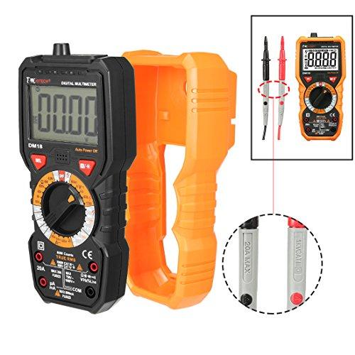 DMiotech Multimeter Resistance Capacitance Measurement