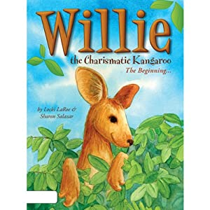 Willie the Charismatic Kangaroo Audiobook