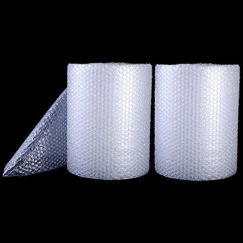 Full 60' Roll (TOTALPACK Packaging Air Bubble Cushioning Wrap Roll For Safe & Secure Packing-3/16