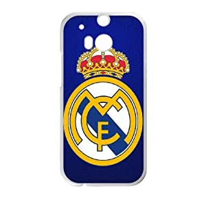 HTC One M8 Phone Case Real Madrid 3C13642