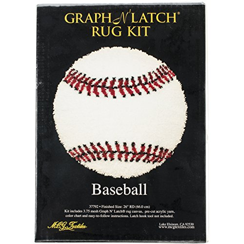 M C G Textiles Latch 26 Inch Baseball