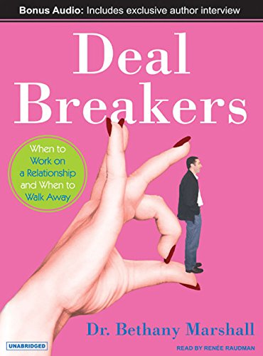 Deal Breakers: When to Work on a Relationship and When to Walk Away by Brand: Tantor