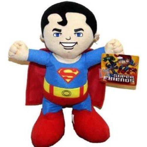 1 X Superman Plush Toy - DC Super Friends Doll  by DC Comics