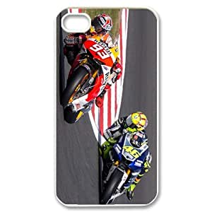 Marc Marquez For iPhone 4,4S Csae protection phone Case ER960196