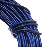 BeadSmith WCR-4106 Aluminum Craft Wire, 11.8m, Royal Blue, 12 gauge/39'