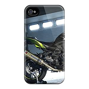 Hard Plastic Iphone 6 Cases Back Covers,hot Kawasaki Akrapovic Cases At Perfect Customized