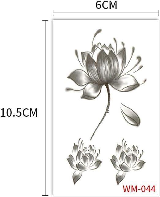 Handaxian 10pcs-Small Fresco Pegatinas de Tatuaje Festival de ...