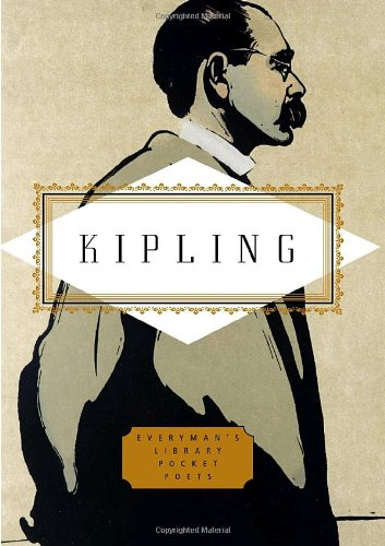 Kipling: Poems (Everyman's Library Pocket Poets Series)