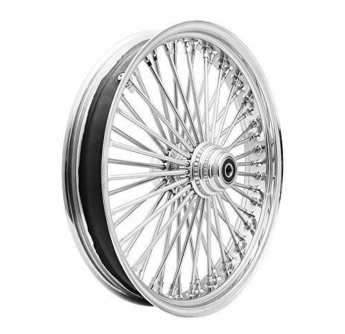 Ride Wright Wheels 16x5.5-50_CHR-Rm_STD-Np_STNLS-Sp_POL-Hb Fat 50-Spoke Original