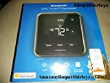 Smart Wifi Thermostat - HONEYWELL HOME RCHT8610WF2006 Lyric T5 WiFi Smart Thermostat