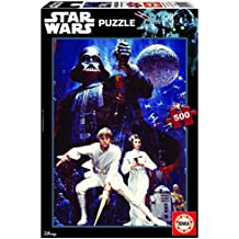 Star Wars Episode IV - A New Hope 500 Piece Jigsaw Puzzle