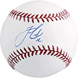 Francisco Lindor Cleveland Indians Autographed Baseball - Fanatics Authentic Certified - Autographed Baseballs