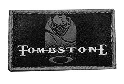 Oakley Men's SI Tombstone Velcro Patch, 2