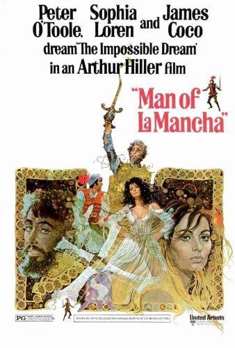 Man of La Mancha POSTER Movie (27 x 40 Inches - 69cm x 102cm) (1972) (Style C)