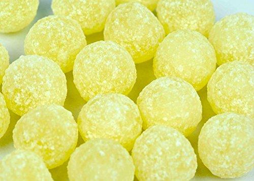 - Barnett's Mega Sour Lemon Bon Bons 1lb (454g)
