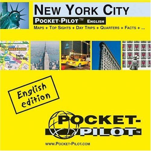New York City Laminated Pocket Map by Pocket-Pilot