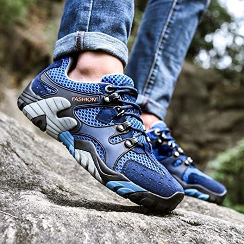 ローカットハイキングシューズ メンズ レースアップ ラウンドトゥトレッキングシューズ 通気性滑り止め 耐摩耗性 軽量 冬靴 快適 歩きやすい 春 レトロ ウォーキングシューズ つま先保護 走れる 登山靴
