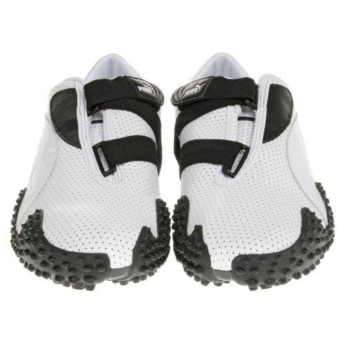 Puma Mostro Perf Leather Herren Sneaker White