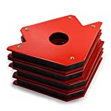 4 Pieces of CMS Magneitcs Magnetic Welding Holder 50 LBS Holding Power