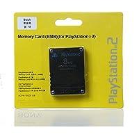 بطاقة ذاكرة 256 ميجابايت 128 ميجابايت 64 ميجابايت 32 ميجابايت 16 ميجابايت 8 ميجابايت لسوني اللعب 2 (8 ميجابايت)