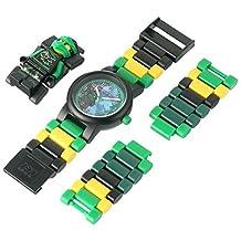 LEGO 8020554 Kids 'Ninjago Sky Pirates' Quartz Multi Color Automatic Watch