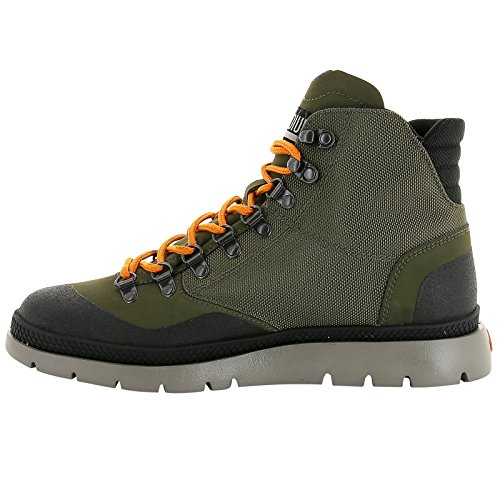 Multicoloured Palladium Mid Multicolore Hiker Homme Boots Pallasider 1wY81