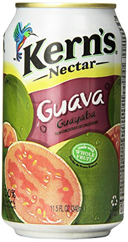 Kerns Guava Nectar  11 5 Oz