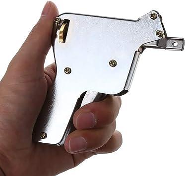 SAMTITY Kit doutils de r/éparation de Cadenas Strong Lock Serrure Forte Choisir ouvreur Cadenas r/éparation Outil de s/écurit/é serrurier cl/é Porte d/ébloquer Un Pistolet