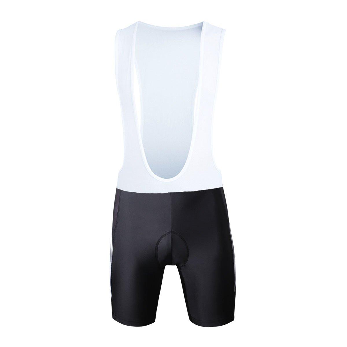 ILPALADINO Men Breathable Cycling Jersey And Gel Padded Cycling Bib Shorts BYQS