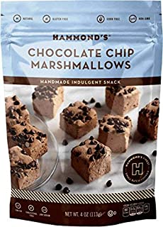 product image for HAMMONDS CANDIES Chocolate Chip Marshmallows, 4 OZ