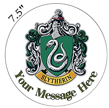 Kuchendekoration Hogwarts Hauser Logo Aus Harry Potter Essbarer