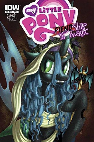 (My Little Pony Fiendship Is Magic #5 Queen)