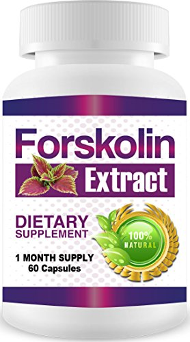 Pure Forskolin Extract**1 Month Supply**