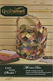 Mondo Bag Fun Pack - Pattern and Printed Interfacing by Quiltsmart by Quiltsmart