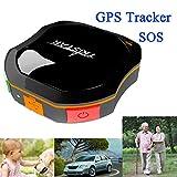 New TKstar Waterproof Car Mini Tracking System GPS Tracker for Kids Elders by Bcn