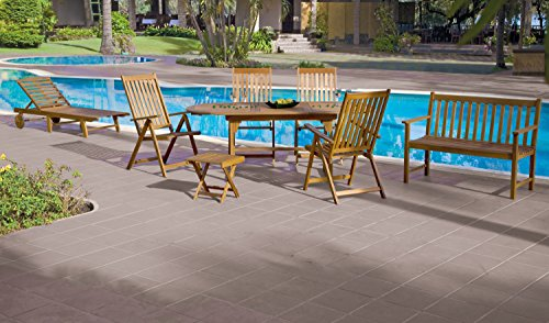 Landmann 61910 Summer Arm, Bench, Lounge Chair and Table Patio Set ()