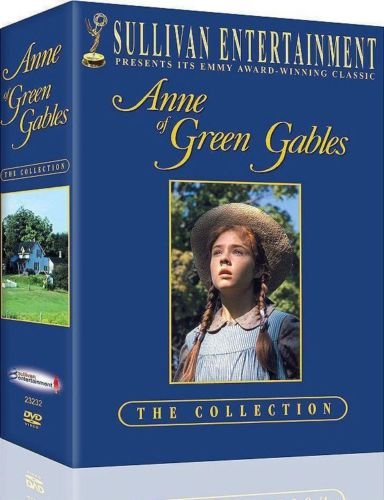 Anne of Green Gables Trilogy Box Set (DVD, 2005, 3-Disc Set) The Complete Series