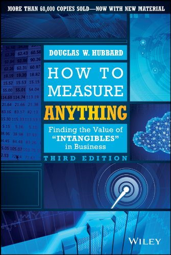 (How to Measure Anything: Finding the Value of Intangibles in Business )