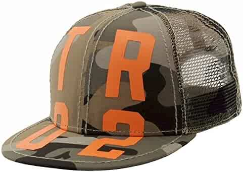 25ba9254bd9f48 True Religion Men's TR02 Camo Spring Baseball Cap Hat (One Size Fits Most)