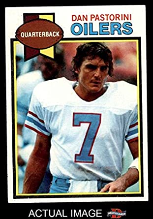 1979 Topps   105 Dan Pastorini Houston Oilers (Football Card) Dean s Cards  7 - 3abd9a564