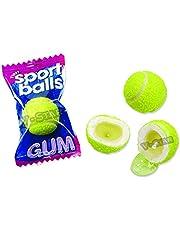 FINI TENNIS BALLS BUBBLE GUM - 200 stuks