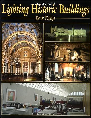 Lighting Historic Buildings Derek Phillips 9780070498648 Amazon Books