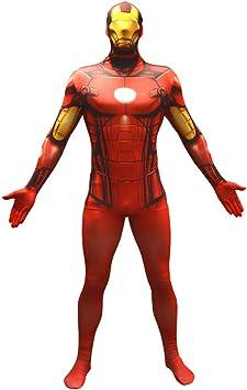Morphsuits Traje Oficial de Disfraces básico de Capitán América ...