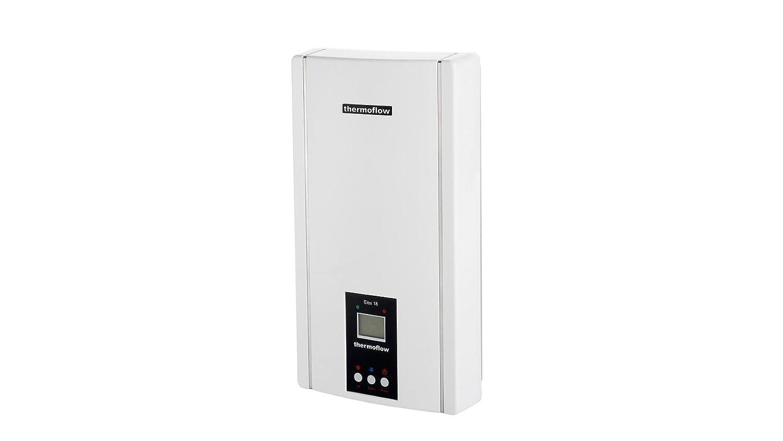 Respekta thermoflow elex 21 elektronischer durchlauferhitzer 21 kw