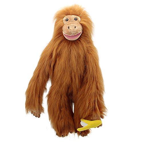 The Puppet Company Large Primates Orangutan Hand Puppet