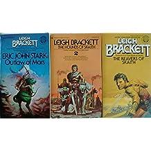 Skaith Set of 3 Eric John Stark: Outlaw of Mars, Hounds of Skaith, Reavers of Skaith