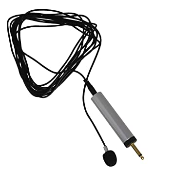 Sharplace Micrófono de Instrumento Musical Accesorio de Repuesto Perfecto para Guitarra Eléctrica